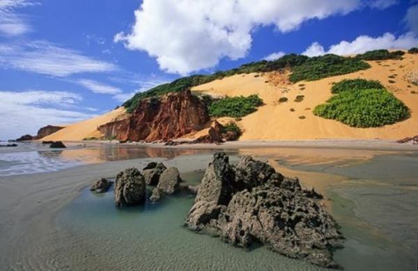 Praia de Ponta Grossa, Icapuí
