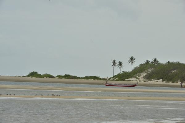 Praia de Tatajuba, Camocim