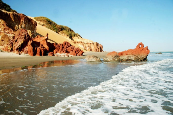 Praia Redonda, Icapuí