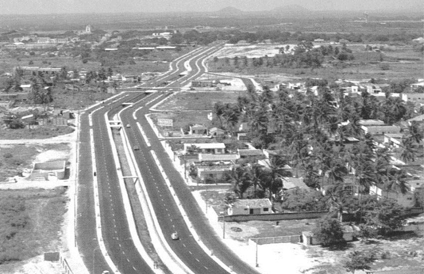 Livro registra as transformações de Fortaleza na década de 1970