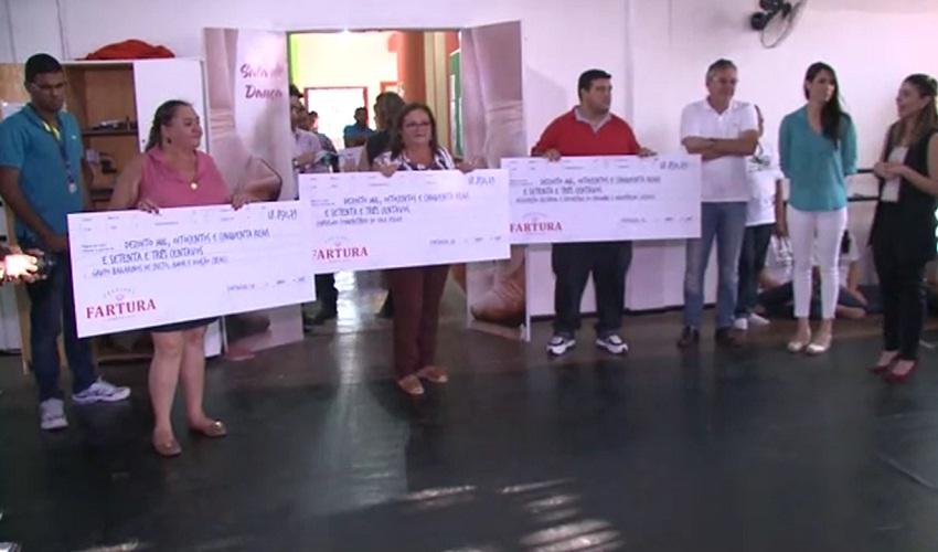 3 instituições receberam doações do Festival Fartura Fortaleza