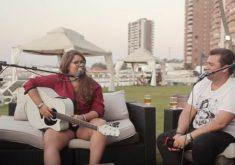 O vídeo com a cantora Marília Mendonça tem mais de 1 milhão de visualizações. (FOTO: Reprodução/ Youtube)