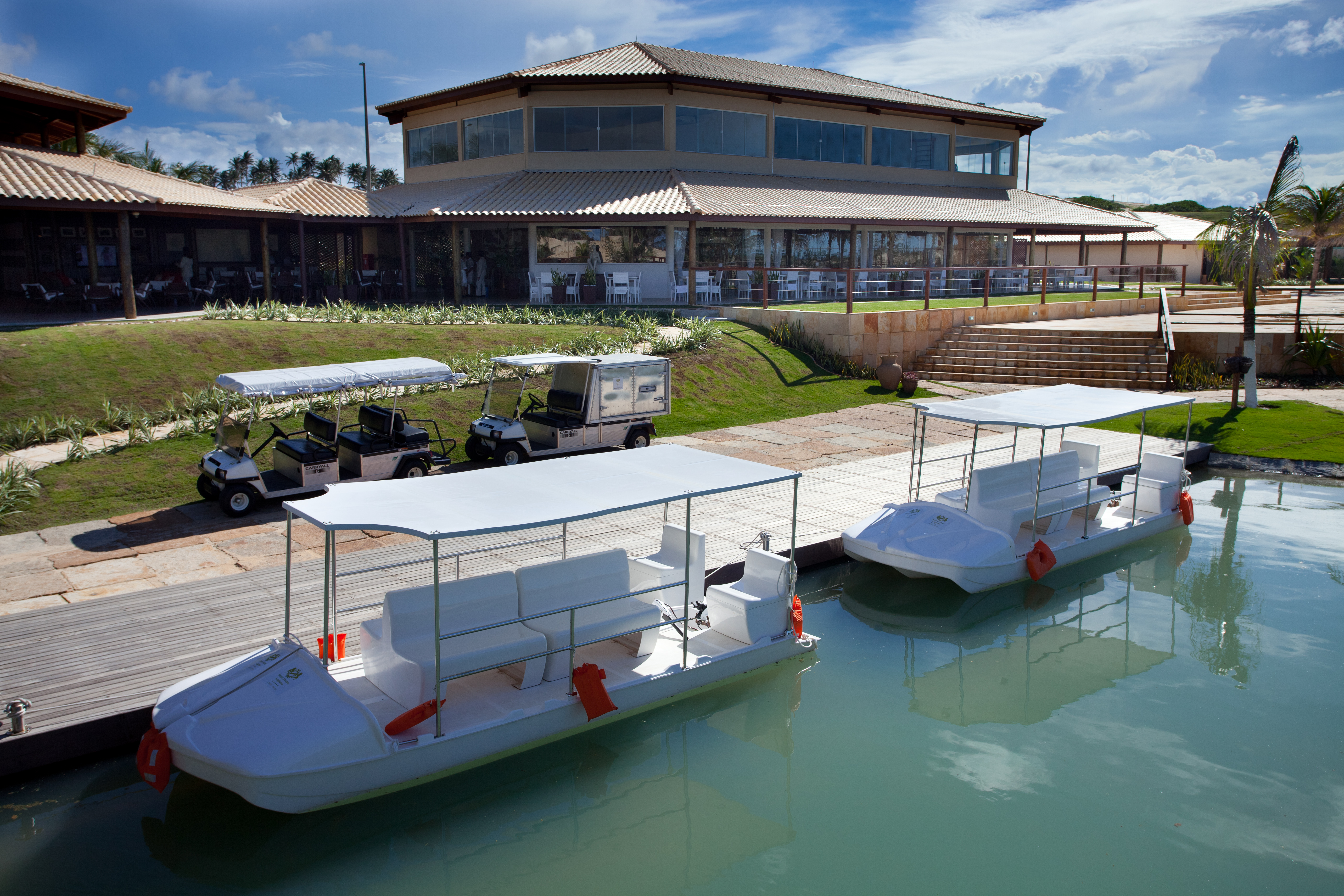 Resort de Aquiraz concorre ao Oscar da indústria do turismo mundial