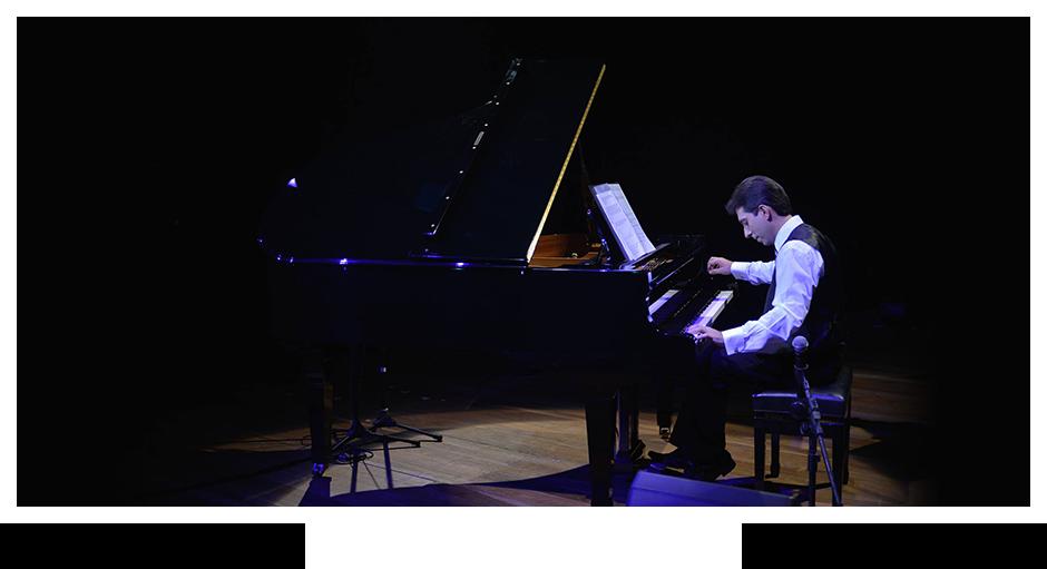 Pianista cearense pode bater recorde nacional de concerto mais longo