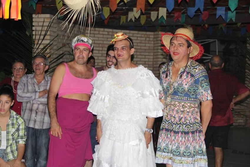 Quadrilha de São João de Fortaleza proíbe participação de mulheres