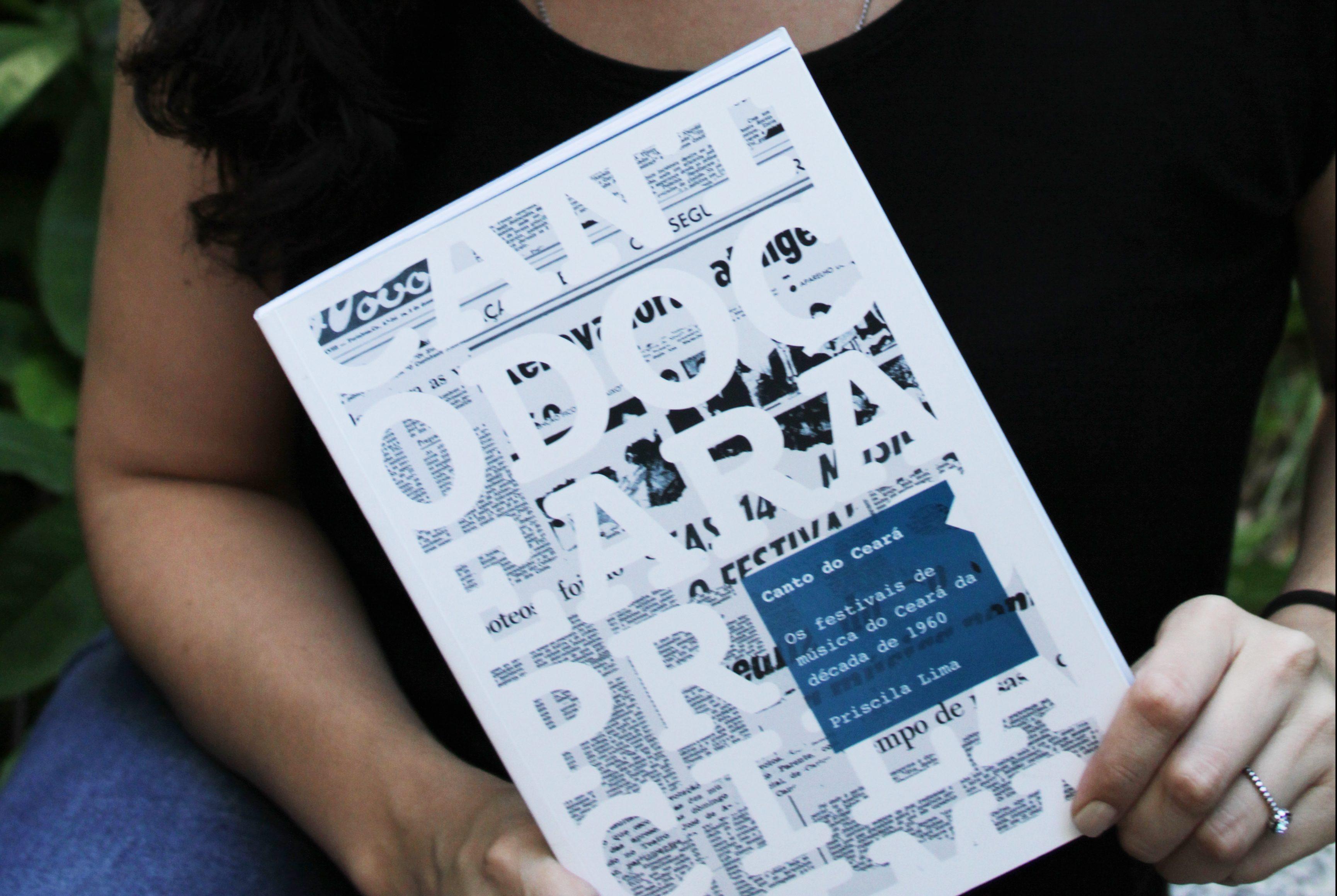 Festivais de música no Ceará da década de 60 são tema de livro