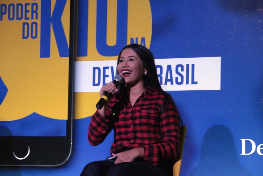 Thaynara OG é fã do humor cearense e revela história antiga com o Ceará