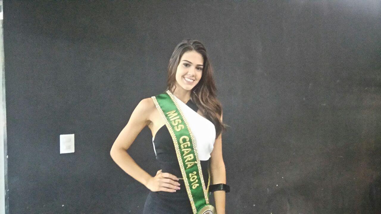 Miss Ceará fica entre as 5 mais bonitas do Brasil e sofre preconceito