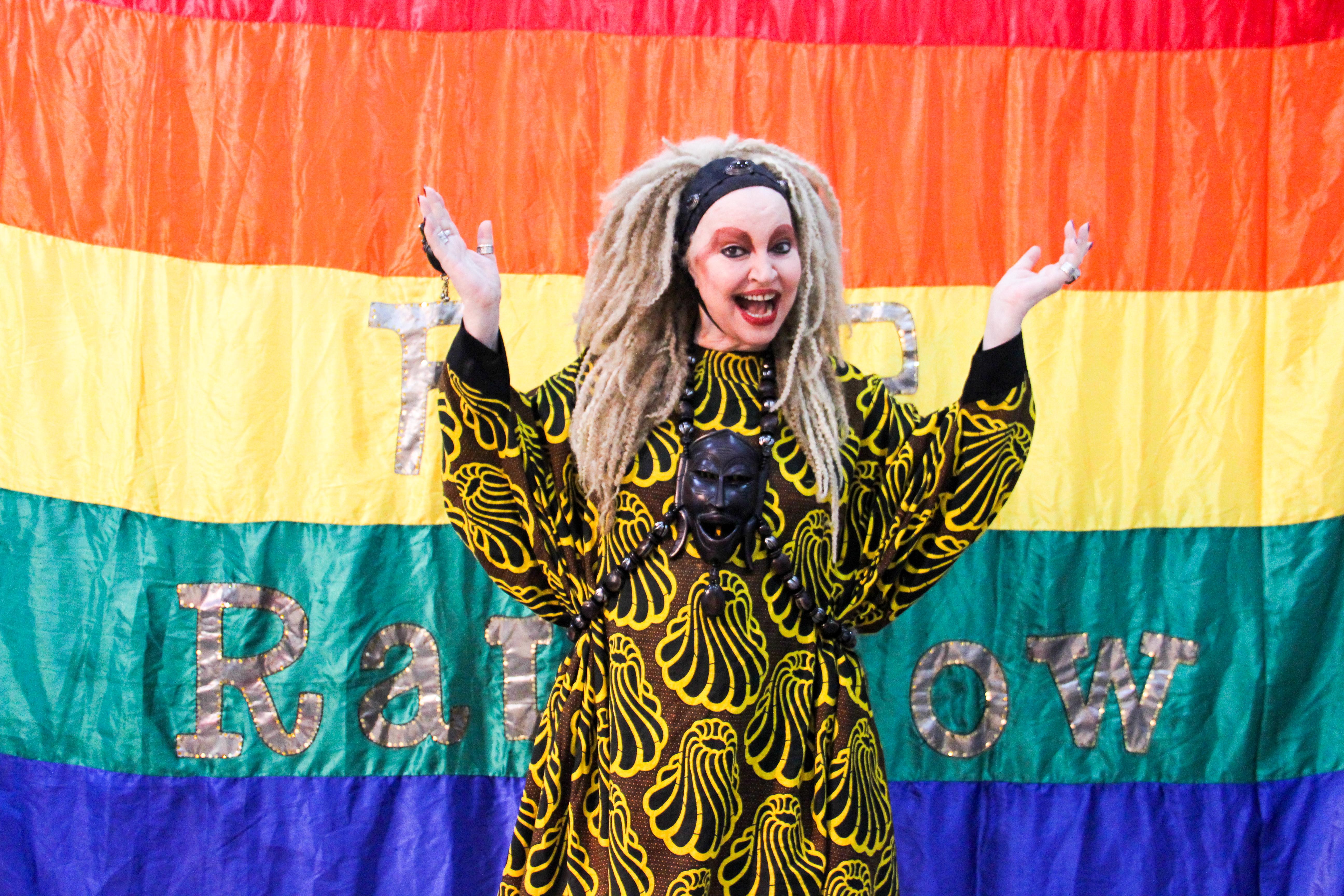 Festival de cinema For Rainbow celebra 10 anos com homenagem a Elke Maravilha