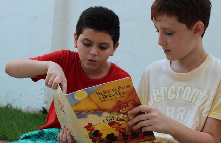Campanha busca financiamento para livro infantil que resgata origens da Av. Beira-Mar