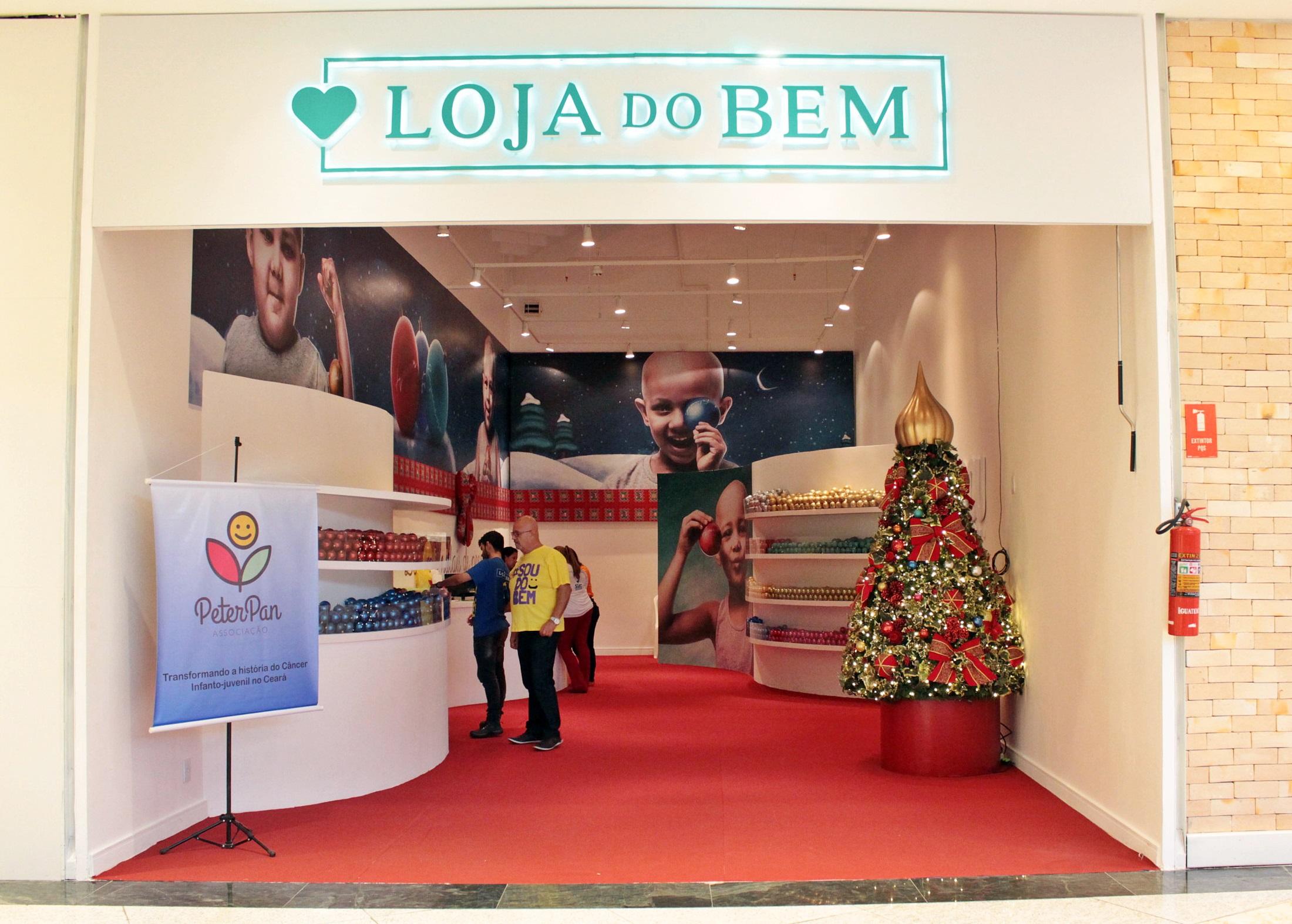 Loja do Bem é aberta no Iguatemi, com renda revertida para entidades beneficentes
