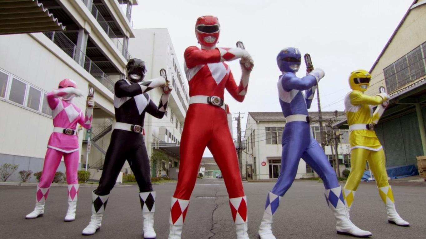 Ator que interpretou Power Ranger Vermelho participará do Sana Fest 2017