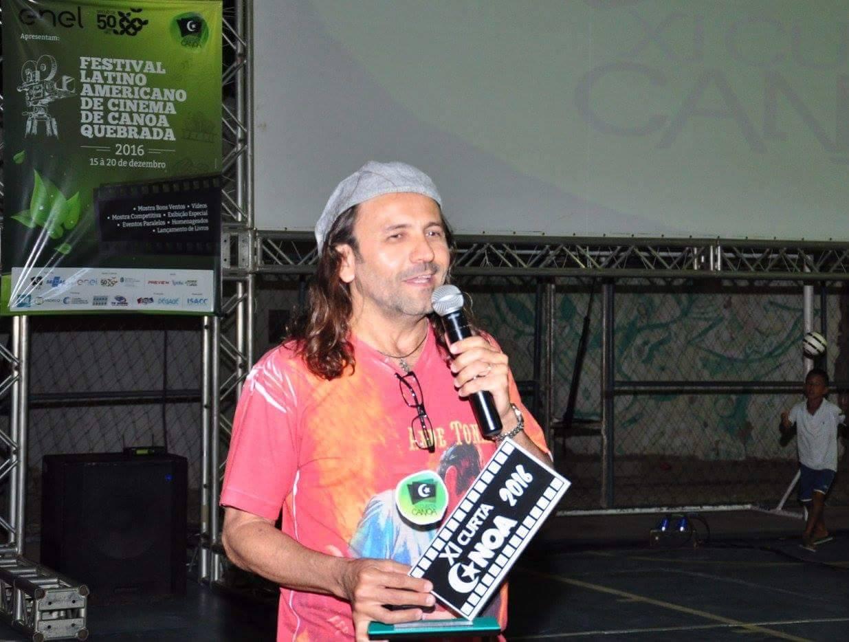 Halder Gomes, diretor dos dois filmes mais vistos na história do Ceará, já mira o 3º sucesso
