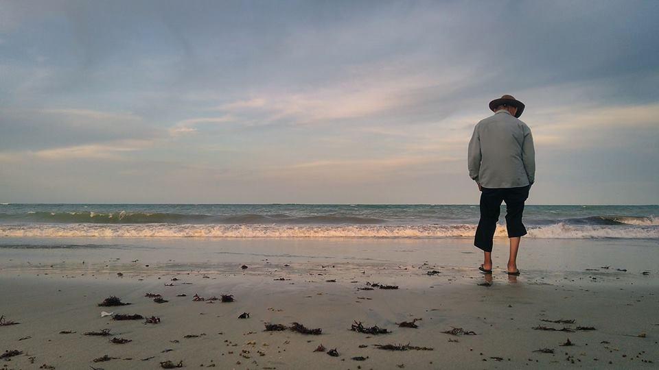 Presente de Natal de agricultor cearense de 82 anos foi conhecer o mar