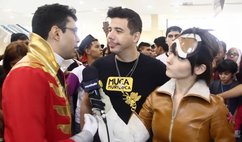 Uplay #13: Youtuber Muca Muriçoca faz sucesso unindo casais