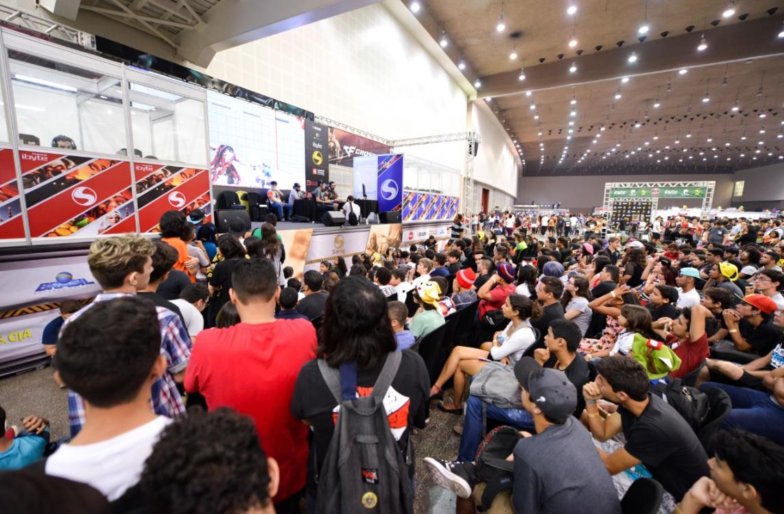 Ingressos do Sana Fest 2017 ainda podem ser adquiridos na bilheteria do Centro de Eventos do Ceará