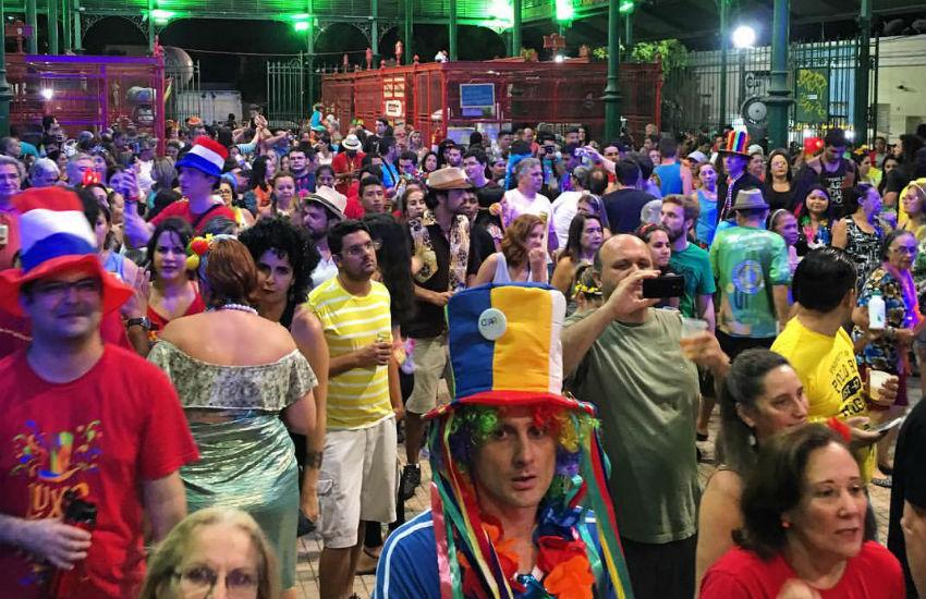Foliões criam fanpage com toda a programação do pré-carnaval de Fortaleza