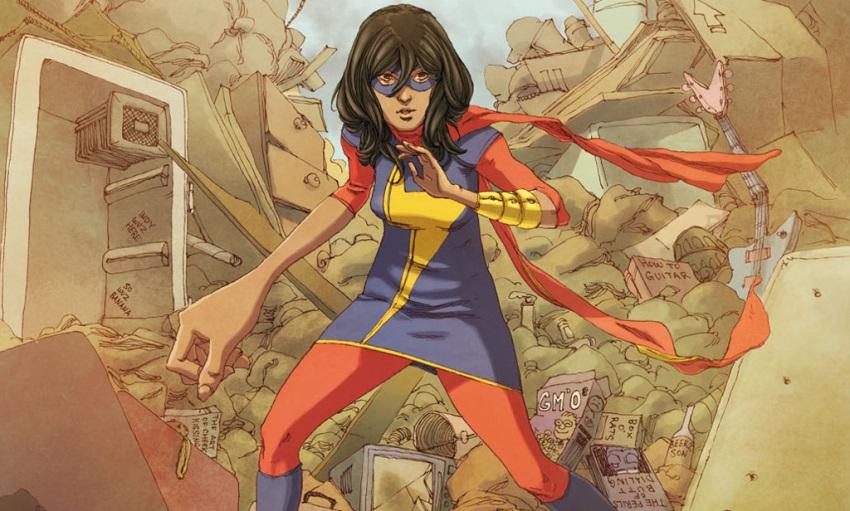 Uplay #26: Nova heroína da Marvel é símbolo de protesto contra Trump