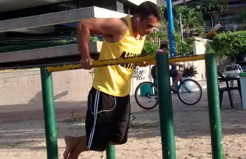 """Cearense perde 50 kg e cria Instagram para ensinar a """"emagrecer sem frescura"""""""