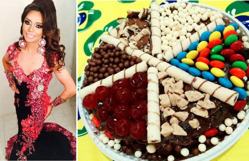 Cearense vende chocolate pra arrecadar dinheiro para inscrição no Miss Gay Ceará