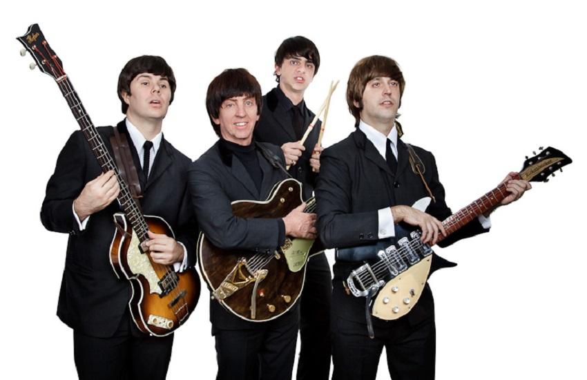 Fortaleza recebe show da melhor banda cover dos Beatles no mundo