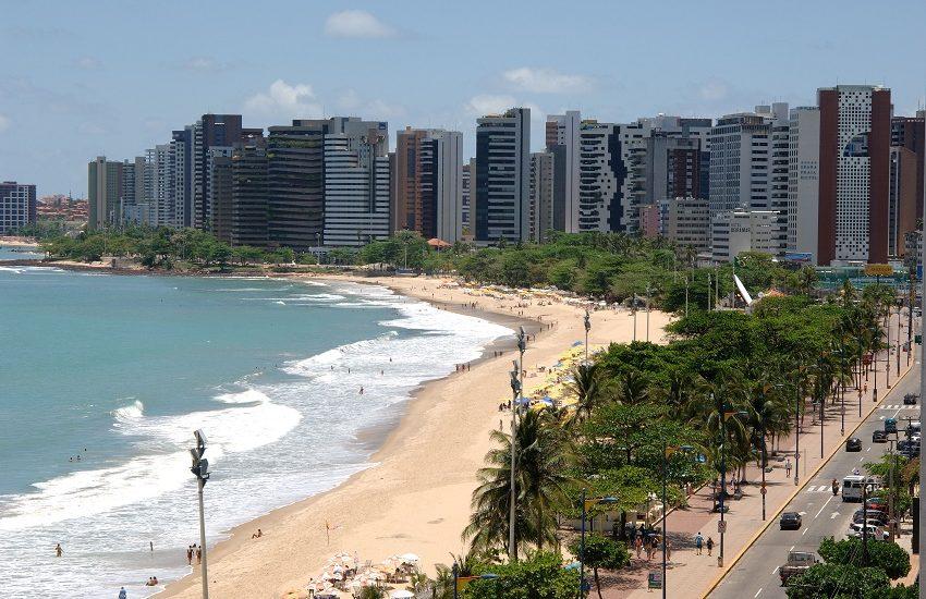 Espigões da orla de Fortaleza devem ganhar roda-gigante, heliponto e restaurantes