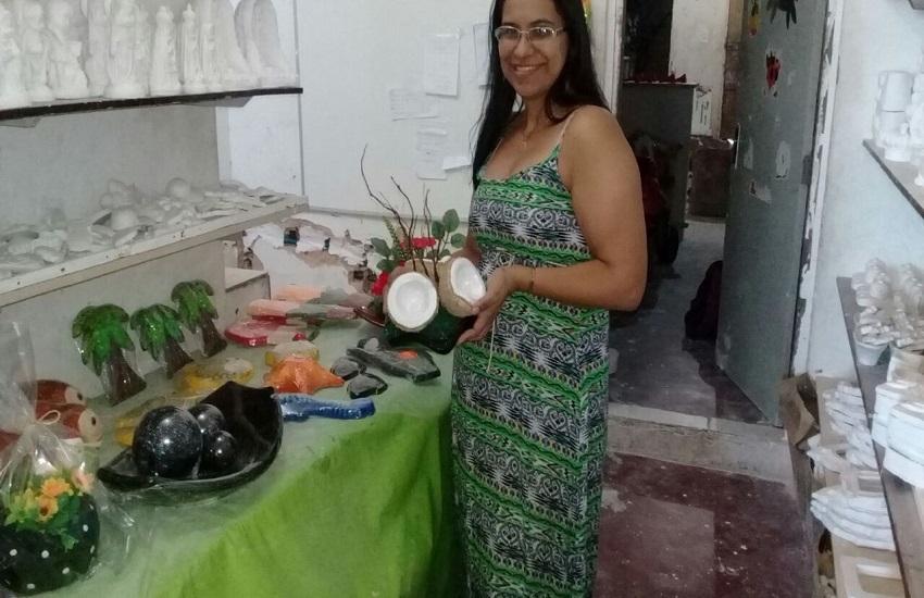 Feira Massa ajuda a dar visibilidade a empreendedores do bairro Pirambu