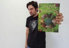 """Livro """"Jardim dos Famintos"""" é destinado ao público adulto (FOTO: Divulgação)"""