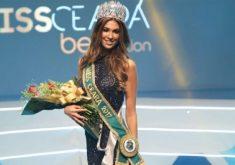 Alexia Duarte representará o Ceará no Miss Brasil 2017. (Foto: Reprodução Instagram/Miss Brasil Be Motion