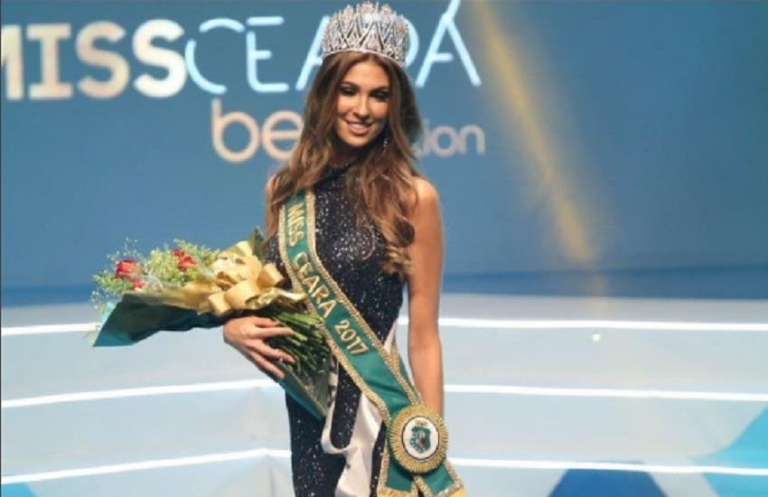 Nova Miss Ceará repete o feito da mãe, também eleita 30 anos antes