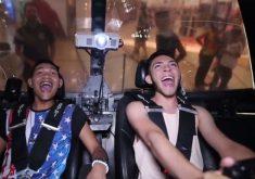 Os garotos mais uma vez arrancaram risadas (FOTO: Reprodução)