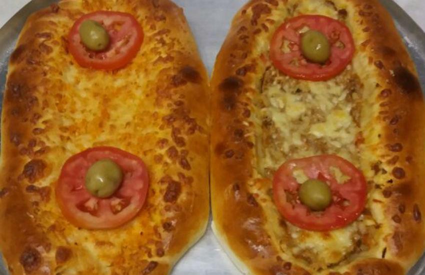 Pizzaiolo criativo