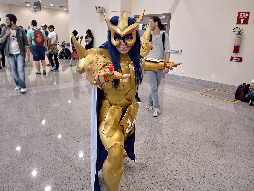 Cosplays gastam mais de R$ 1 mil para incorporar personagens no Sana