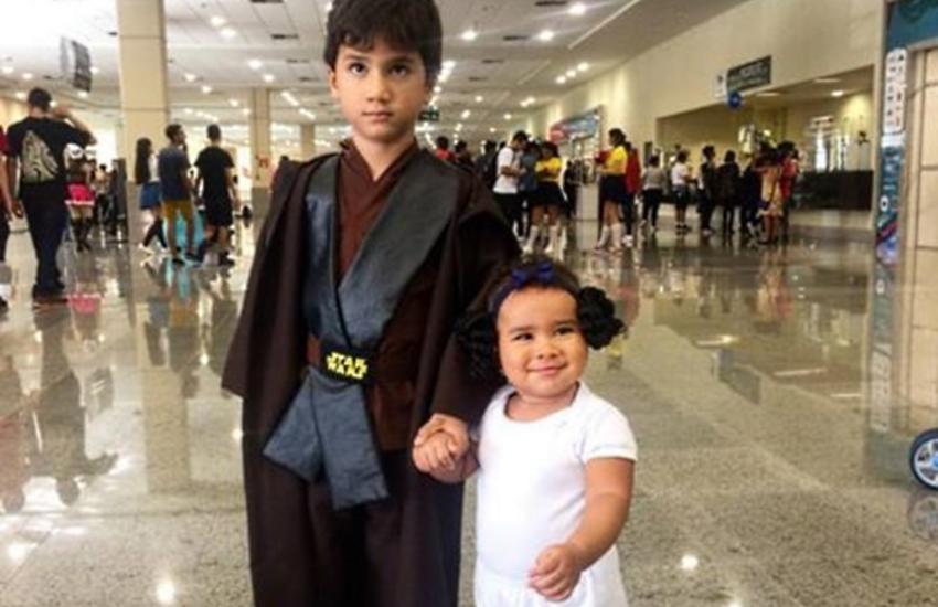 Veja galeria de cosplays no primeiro dia do Sana 2017