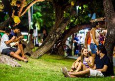 """Projeto """"Vós na Praça"""" aproveita os últimos dias de férias escolares (FOTO: Divulgação/Vós)"""