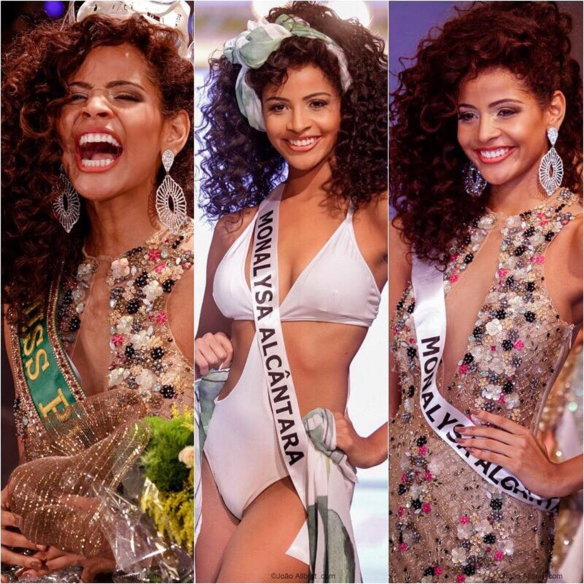 Brasil tem vários padrões de beleza, festeja cearense que foi Miss Brasil em 2014