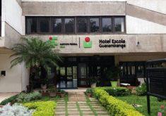 O hotel funciona nas mesmas dependências do campus avançado do IFCE em Guaramiranga (FOTO: Divulgação/IFCE)