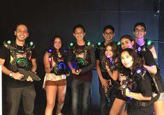 Tribuna testou brincadeira que vem fazendo sucesso entre os adolescentes (FOTO: Tribuna do Ceará)