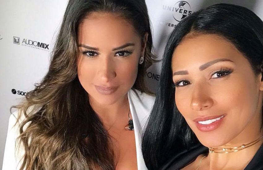 Simone e Simaria comemoram indicação ao Grammy Latino 2017
