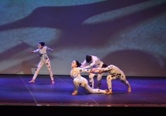 Dança é uma das artes contempladas (FOTO: Divulgação)