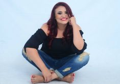 Dinah Moraes está há 1 ano e meio dedicada somente aos vídeos (FOTO: abimaelfotografias)