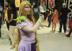 Os cosplays fizeram sucesso no evento (FOTO: Reprodução/Instagram)