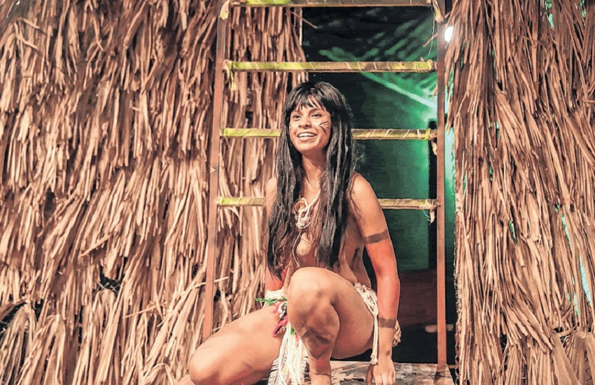 """""""Iracema dos lábios de mel: o musical"""" é atração neste fim de semana em Fortaleza"""