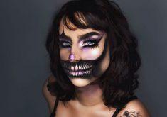 A maquiagem pode levar de 1h até 2h30 para ficar pronta (FOTO: Reprodução/Instagram)