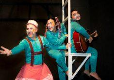 Festival de teatro infantil acontece em Fortaleza e em Sobral. (Foto: Divulgação)