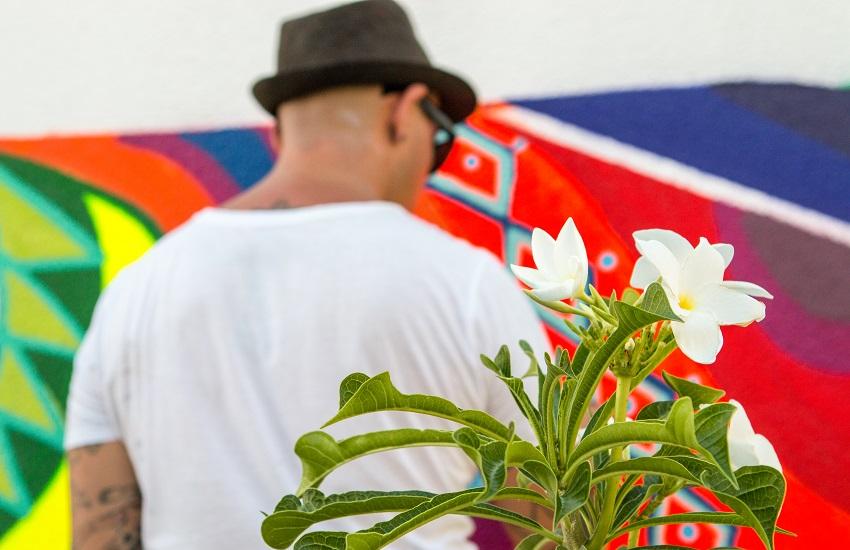 Festival Concreto contará com mais de 100 artistas colorindo Fortaleza