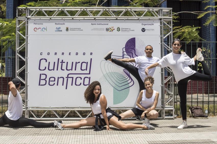 Bloco de carnaval e rock autoral animam 3º Corredor Cultural Benfica