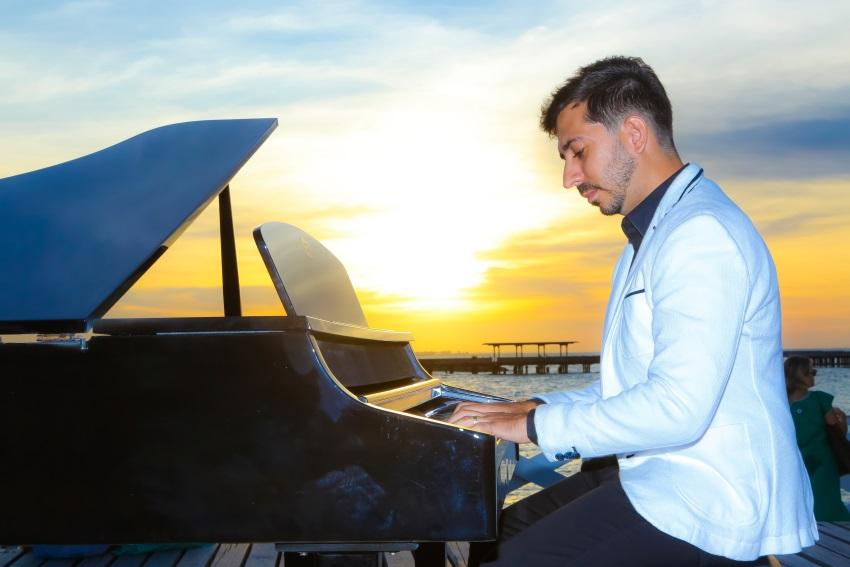 Festa do Réveillon 2018 de Fortaleza será aberta com show de piano no pôr do sol
