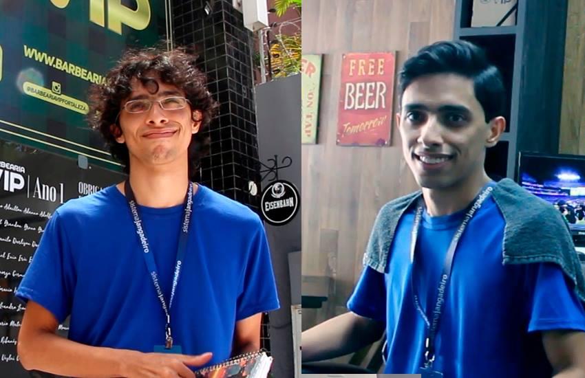 #TribunaTestou: Preciso admitir que me encantei pelo estilo das novas barbearias de Fortaleza