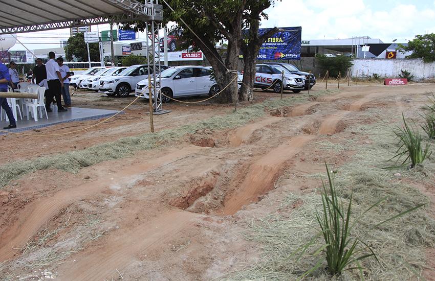 Circuito off-road desafia motoristas (FOTO: Adriano Paiva)